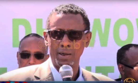 War Deg Deg Ah Wasiirka Cafimaadka Somaliland Oo Magacaabis Sameeyey.