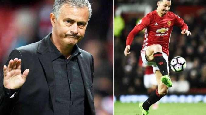 Tababare Jose Mourinho Oo Ka Hadlay Haddii Gool Dhaliyaha Kooxdiisa Ee Zlatan Ibrahimovic Uu Ka Baxi Doono Old Traffrod.