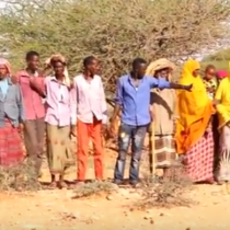 Daawo: Dadki Ku Caydhoobay Abaaraha Somaliland Ee Ku Dhaqana Tuulada Bali Ciise Oo Cabasho Xoogan Ka Muujiyey Maamulka Gobolka Saraar