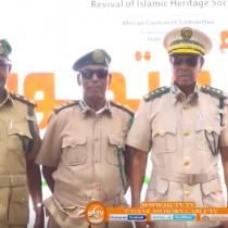 Daawo:Haayda All Xayaad Oo Deeq Timira Ku Wareejisay Taliska Guud Ee Ciidanka Asluubta Somaliland Bidvertise