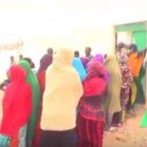 Daawo:Degmada Garadag Oo Si Rasmiya Uga Bilaabantay Qaadashada Kaadhka Codbixinta Somaliland
