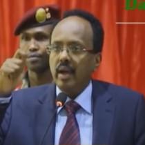 Daawo:Madaxweynaha Somaliya Oo Markii Ugu Horaysay Sheegay Arin Hididiilo Gelisay Ciidanka Xooga Dalka Somaliya+Maxay Tahay
