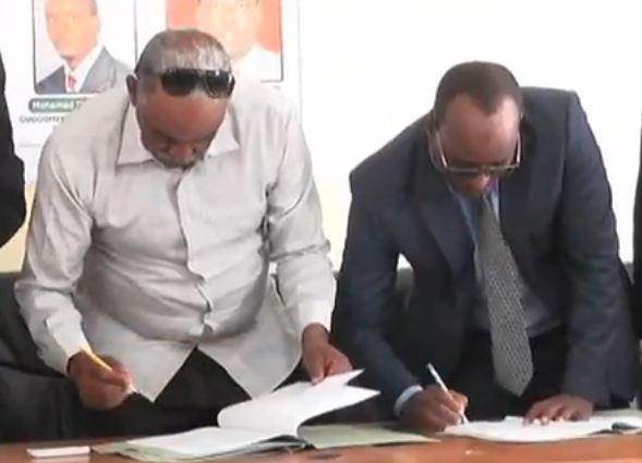 Berbera: Daawo Badhasaabka Cusub ee Gobolka Saaxil oo xilkii la wareegay iyo weedho xaasaasiya oo laga jeediyey Xafladda