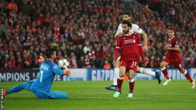 Ciyaaro :-Liverpool Oo Afka Ciidda U Dartay Roma
