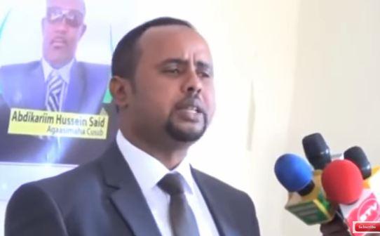 Hargeysa: Daawo Agaasime Dhaliilihii ugu cuslaa u jeediyey Wasiirka Maaliyadda Somaliland