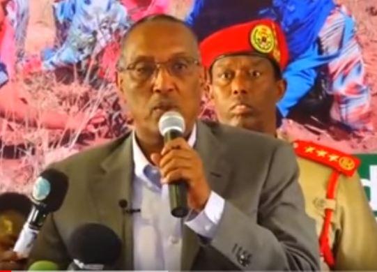 Hargeisa:-Madaxwaynaha Somaliland Oo Ka Qayb Galay Xuska Maalinta Dhir Beerista Somaliland Oo Dalka Laga Xusay.
