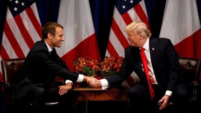 Trump oo sheegay in Mareykanka uu dib ugu biiri karo heshiiska cimilada Paris