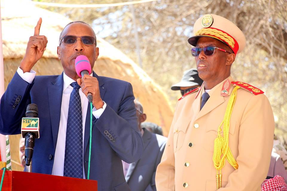 Madaxweynaha Somaliland Oo Ku Gacan Seydhay Baaqyo Uga Yimid Dalalka Caalamka Iyo Qaramada Midoobey