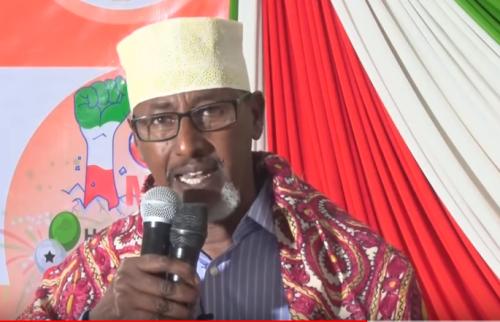 """Hargaysa""""Waxay Maanta Mareysaa In Somaliland Cid Gaar Ahi Sheegato"""" ... Suldaan Cismaan Suldaan Cali."""