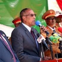 Daawo:Nuxurka Khudbada Madaxweynaha Somaliland Ka Jeediyey 24aad Guurada Kasoo Wareegtay Aasaaska Ciidanka Qaranka Somaliland