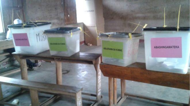 Burundi:-Afti Dadweyne Oo maanta ka dhaceysa dalka Burundi.