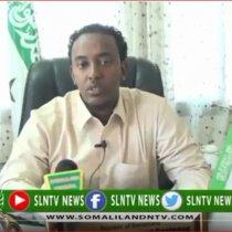 Hargeisa:-Wasiirka Cadaalada Somaliland Oo Beeniyey War Ay Haayadaha Xuquuqul Insaanku Ka Soo Saaren Cadaalada Somaliland.