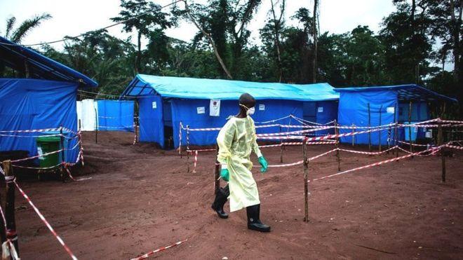 Congo:-Kiisas cusub oo xanuunka Ebola ah oo laga helay dalka Congo.