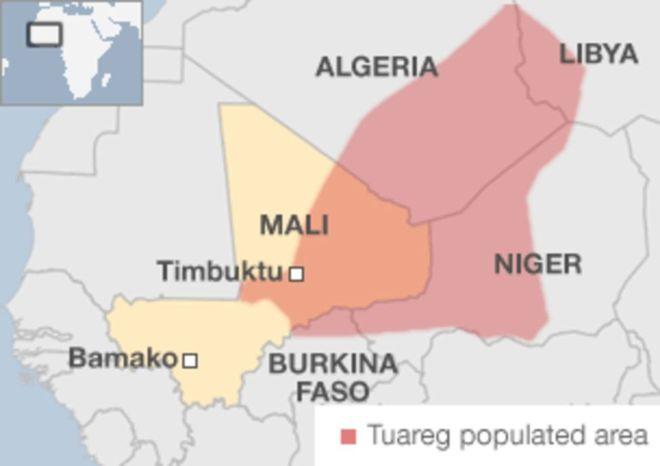 Maali:-Tirada Qaxootiga ka cararaya dagaalada Mali oo korodhay