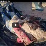 Daawo;Tahriibaal lagala baxay xubnaha jirkooda oo daadsan Saxaraha Libya.