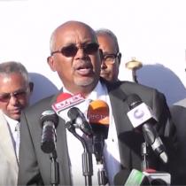 Daawo:Madaxweyne Ku Xigeenka Somaliland Oo iftiimiyay Muhiimada Saldhiga Milatari Ugu Jira Somaliland.