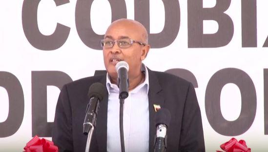 Daawo:Nuxurkii Khudbadda Guddoomiye Ciro Uu Ka Jeediyey Xidhitaankii Diiwaan-gelinta Codixiyaasha Somaliland