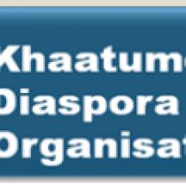 WAR SAXAAFADEER KA SOO BAXAY DALADA GUUD EE KHAATUMO DIASPORA ORGANISATION (KDO) 25 JUUN 2017