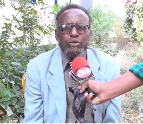 DAAWO ''Waxaa Lugta Jiidaya In Xududa Lagaadho Waa Wasrada arrimaha gudaha Somaliland'' Xildhibaan Maxamed Wali