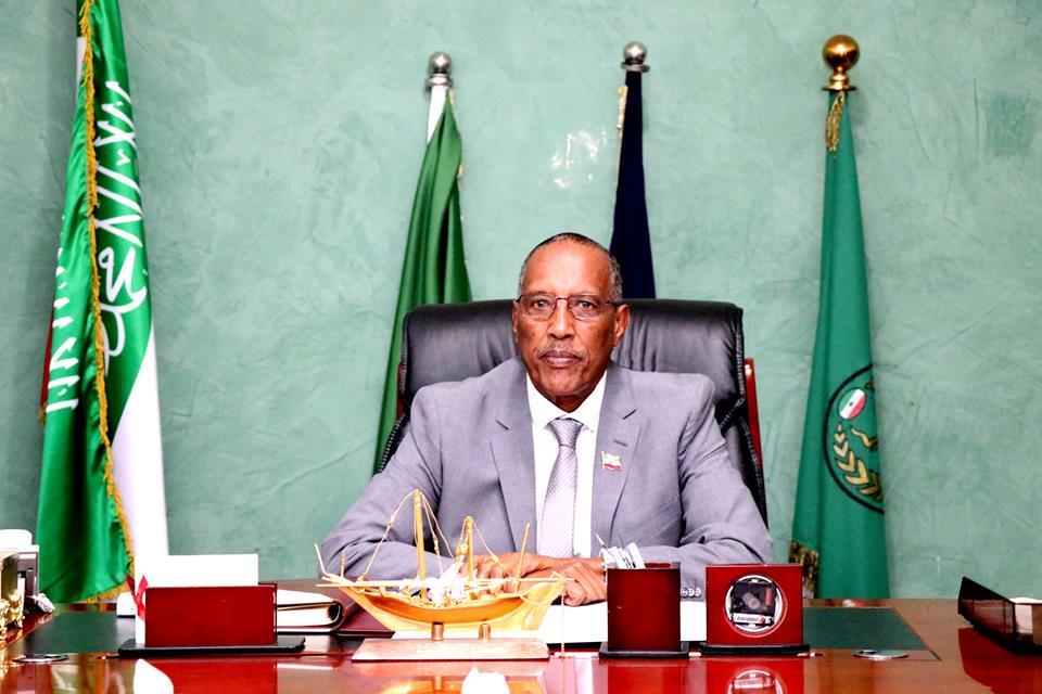 War Deg Deg Ah Madaxweynaha Somaliland Oo Iminka War Saxaafadeed Soo Saarey Iyo Arimaha Uu Kaga Hadlay.