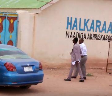 Burco:- Wasiiradka Horumarinta Maaliyada Somaliland Oo Maanta Booqasho Ku Tagay Naadiga Akhriska Iyo Qoraalka Halkaraan Burco.