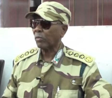 DAAWO Taliyaha Ciidanka Asluubta Somaliland Oo Sheegay Inaysan Wax Daryeel Ah Qabin Maxaabiista Xabsiyada Dalka.