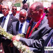 Daawo:Madaxweynaha Somaliland Oo Xadhiga Ka Jiray Dhisme Muhiima Oo Lagu Kordhiyay Cusbataalka Magaalada Hargeisa Iyo Waxa Lagu Qaban Doono.