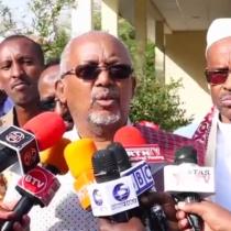 Daawo: Madaxweyne Kuxigeenka Somaliland Md Cabdiraxman Saylaci oo Shacab Weynaha Reer Hargeisa Salaadi Ciida La Tukaday
