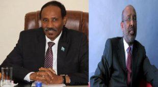 Maxaad ka taqaan wasiirka maaliyada somaliya doorkiisa siyaasadeed iyo sida uu uga badiyey prof ahmed ismaacil samatar.