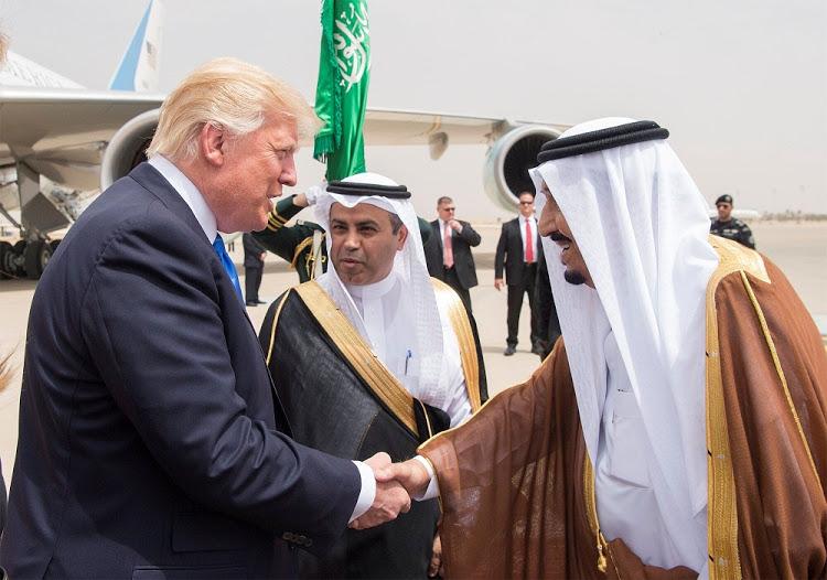 Xulufada Sucuudigu Hoggaamiyo Oo Soo Dhaweeyey Hadalkii Donald Trump Uu Ku Weeraray Dalka Qatar.