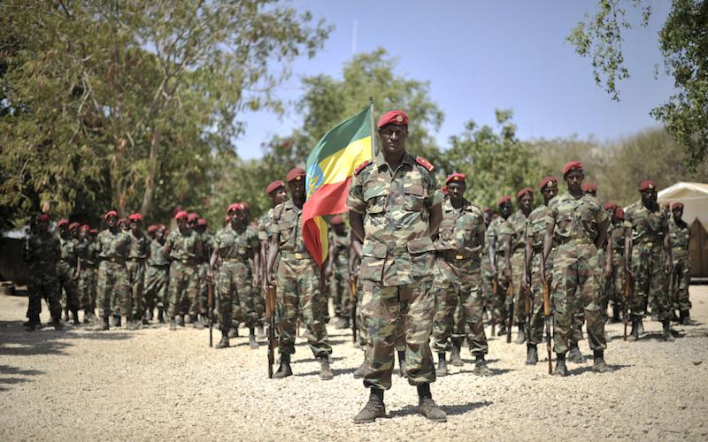 Ciidamaada UN Ta Ee Nabad Ilaalinta U Jooga Dalka Somalia Oo Arimo Xasaasiya Dalbaday.
