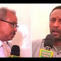 Daawo:Wasiirka Warfaafinta Somaliland Oo Booqday Weriye Xasan Maxamed Yuusuf Oo Cusbataalka Magaalada Hargeisa U Yaala Xaalad Caafimaad.