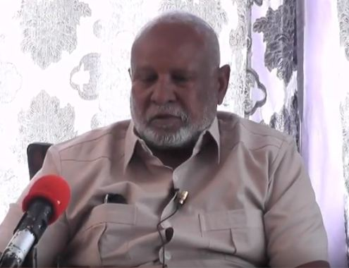 DAAWO Gudoomiyaha Golaha Guurtida Somaliland Oo Baaq Nabadeed U Diray Dadka Walaalah Ah Ee Ku Dagaalamay Deeganada Dararweyne.