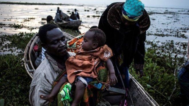 Congo-DRC Koongo oo diidday deeq loo aruurin lahaa.
