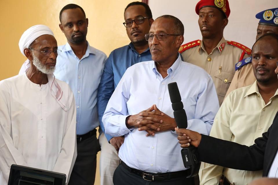 Hargeisa:-Madaxweynaha Somaliland Oo Kormeer Ku Tagay Jamacada Hargeisa +Arimaha Uu Kala Hadlay Ardayda Jaammacada Hargeisa.