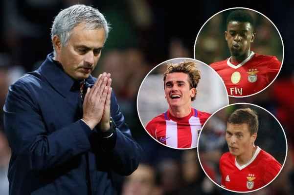 Qorshaha Man United Ee Xagaaga Oo La Ogaaday Iyo Jose Mourinho Oo AFAR Xidig Oo Muhiim Ah Lacag Waali Ah Ku Kharash Garayn Doona.