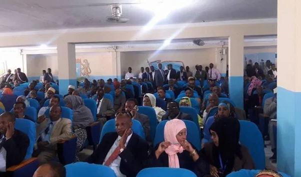 War Deg Deg Xildhibaano Katirsan Baarlamanka Somalia Oo Hada Dagaal ku baaqay iyo Halkan Dagaalka Lagu Qaadayo
