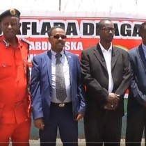 Daawo:Magaalada Wajaale Oo Laga Dhagax Dhiigay Xarunta Ciidanka Dab Damiska Somaliland.