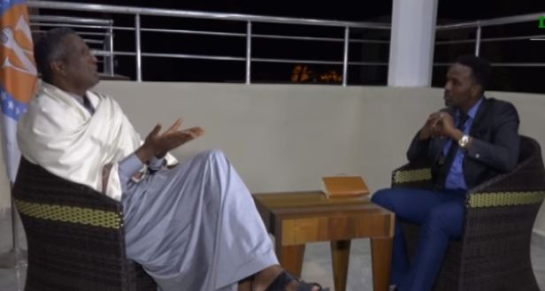 Daawo:Agaasimaha Guud ee HCTV oo Gurigiisa ku Booqday Siyaasi Cabdiraxman Cabdishakur