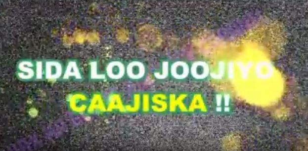 Daawo:lix Hab Oo Lagu Joojiyo Kara Caajiska (Xog culus)