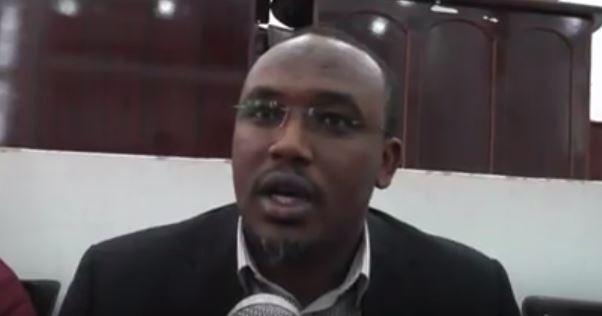 Daawo:Golaha Guurtida Somaliland oo Warbixin ka Dhagaystay Maareeyaha Wakaalada Biyaha Hargaysa