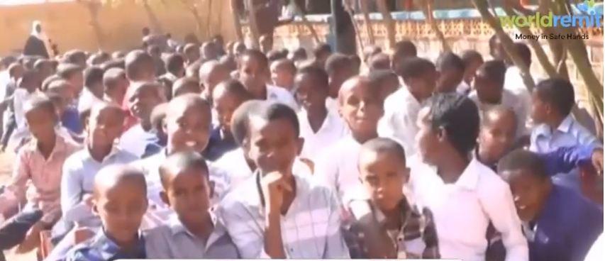 Daawo;Xaflada Furitaanka Sanad Dugsiyeedka Cusub Ee 2017/2018 Ee Dugasiga Al-Bayaan Oo Manta Ka Qabsontay Magalada Burco