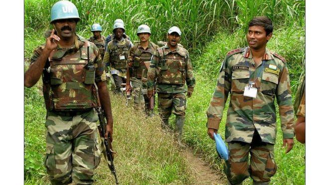 Qaramada Midoobay oo askar looga laayay dalka Jamhuuriyada Congo