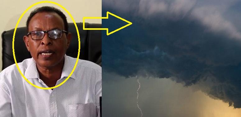 War Deg Deg Ah Somaliland Oo Iminka Ka Hadashey Duufaano Ku Soo Socda , Digniina Dirtey.