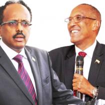 """Hargeisa:-Dawladaha Somaliland Iyo Soomaaliya Oo Bilowga Wada Hadalada KaTaagan """"Kaaf Iyo Kala Dheeri"""""""