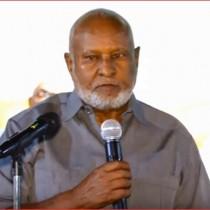 Hargaysa:-Gudoomiyaha Guurtiida Somaliland Oo Jawaad Adag Siiyay Maamulka Puntland