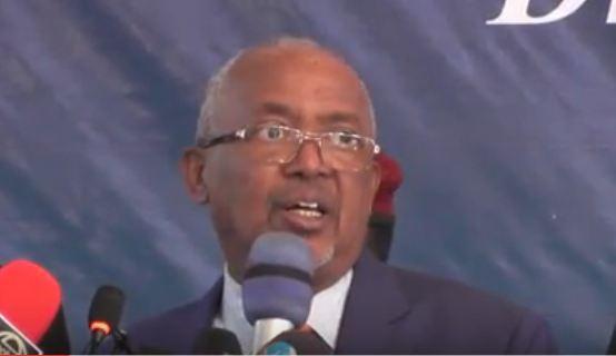 Daawo:Khudbadii Madaxweyne Ku Xigeenka Somaliland Ka Soo Jeediey Xuska Maalinta Dhalinyarada Somaliland