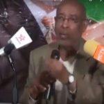Daawo; Pro Axmed Ismaciil Samtar Oo Sheegay In Ananay Suurtal Gal Ahyn In  Mar Dambe La Xuso Xuska 18 May