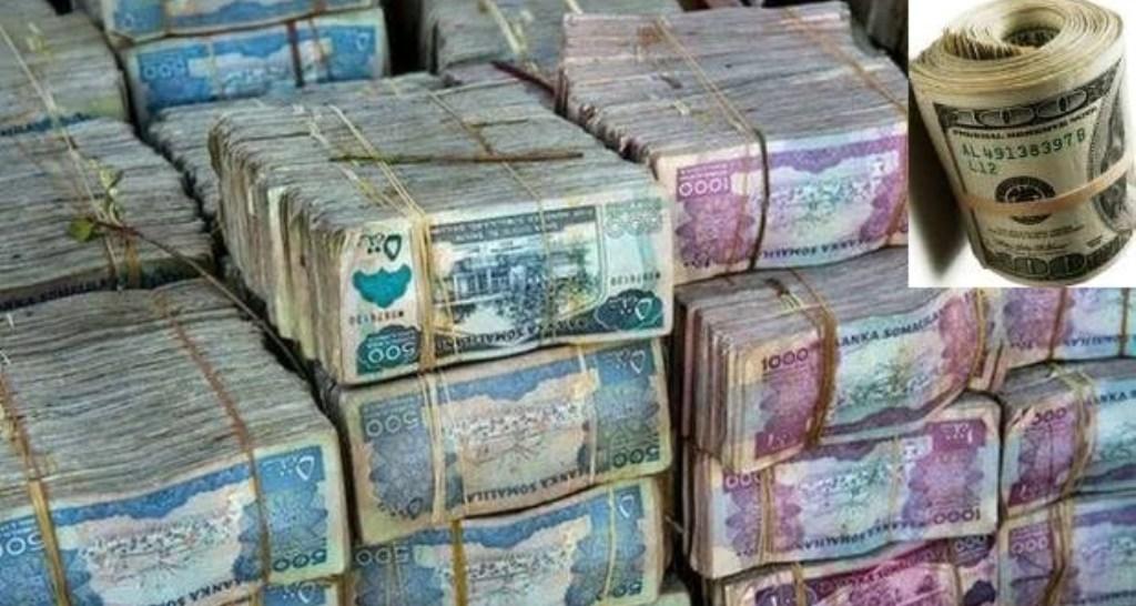 Hargeisa:-Qiimaha Sarifka Oo Saaka Is Baddel Wayni Ku Imid Muddo Badan Kadib +Halka Waxa Iska Badaleen.