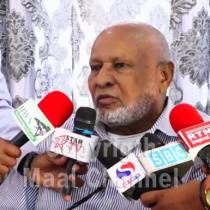 Daawo:Gudoomiyaha Guurtida Somaliland oo Dalka Dib Ugu Soo Laabtay Kana Hadlay Colaada Kasoo Cusboonaatay G,SOOL,Abaaraha Iyo Sixir Bararka
